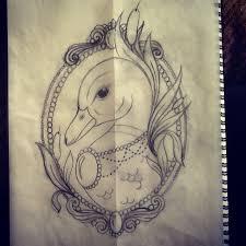the 25 best duck tattoos ideas on pinterest cute henna draw