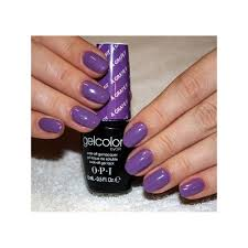 opi gelcolor a grape fit opi from tailormade nails uk
