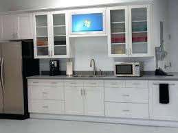 Glass Front Kitchen Cabinet Door Glass Front Kitchen Cabinets For Large Size Of Cabinets Kitchen