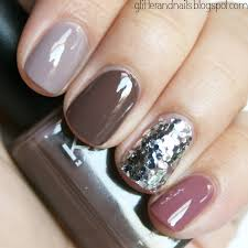 best nail polish colors for fall season fall manicure accent