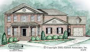 forest ridge house plan house plans by garrell associates inc