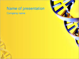 genetics powerpoint template smiletemplates com