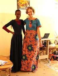 making a style statement in a custom made boubou porter toronto