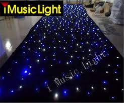 aliexpress com buy 4mx6m led starlight backdrop curtain dmx