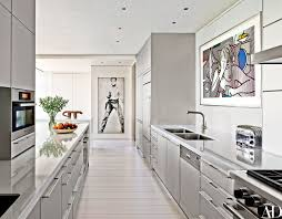 Architectural Digest Kitchens by A Soaring High Rise Apartment In Chicago Receives A Museum Worthy