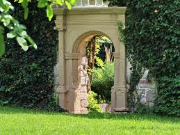free images landscape grass lawn mansion home arch green
