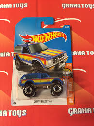 chevy blazer 4 4 34 blue 2017 wheels case b ebay