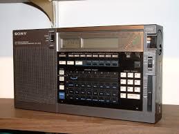 sony shortwave multiband transistor radios