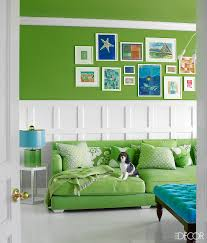 Paint Ideas For Living Rooms by 13 Green Rooms With Serious Designer Style