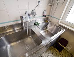 simple industrial kitchen sinks home interior design simple fresh