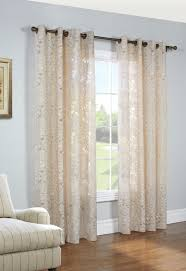 Sewing Curtains With Lining Curtains How To Make Grommet Curtains Using Grommet Tape