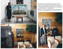 testimonials mona youssef art gallery realist fine artist