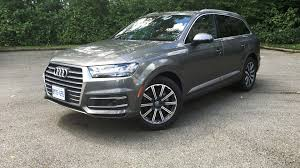 audi jeep 2016 2017 audi q7 technik test drive review