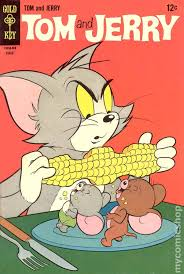 tom jerry 1949 dell gold key comic books