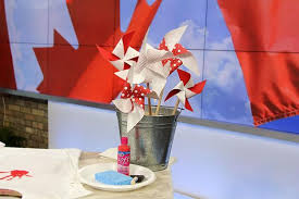 day table decorations 50 canada day table decorations centerpieces and summer party ideas