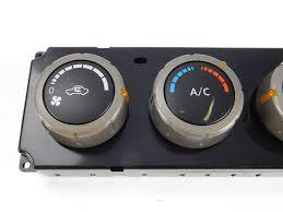 nissan titan heater not working 2006 2007 nissan titan heater ac temperature climate control oem