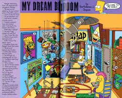 hipinion com u2022 view topic my dream bedroom by bartholemew j simpson