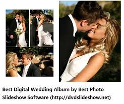 wedding album online best photo slideshow software