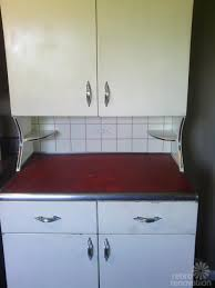 Retro Kitchen Hutch Rare Vintage Youngstown Kitchens Metal Hutch Retro Renovation