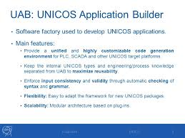 automatic generation tools unicos application builder overview 11