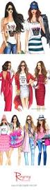 Home Fashion Design Houston fashion illustration by houston fashion illustrator rongrong devoe