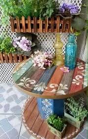 Best 25 Picnic Table Plans Ideas On Pinterest Outdoor Table by Best 25 Painted Patio Furniture Ideas On Pinterest Painting