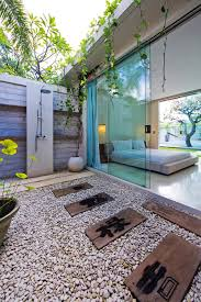 with an outdoor bathroom or shower area you can revel in the full