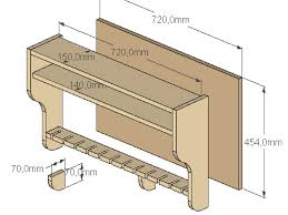 Wood Clamp Storage Rack Plans by Clamp Rack Benchworks