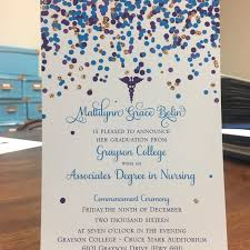 nursing school graduation invitations templates lovely nursing school graduation invitations wording