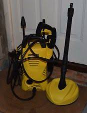 Argos Karcher Patio Cleaner Karcher K2 Pressure Washers Ebay