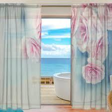 Panneaux Separation Piece 2 panneau rideaux promotion achetez des 2 panneau rideaux