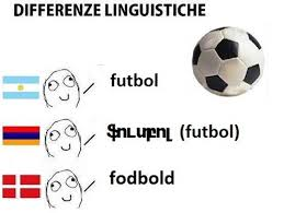Language Differences Meme - comedy blog language differences