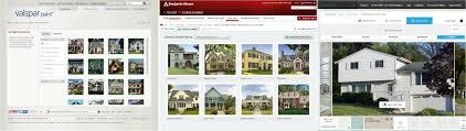 front door make over u2013 using online tools to pick paint colors
