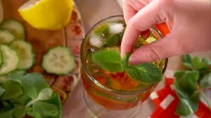 pimm u0027s cup cocktail recipe michael chiarello food network