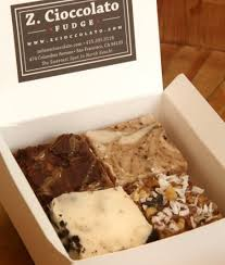 fudge boxes wholesale 4 box your choice z cioccolato