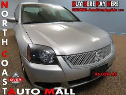 2012 used mitsubishi galant fe at north coast auto mall parent