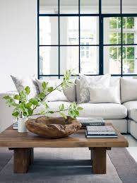 clean u0026 organic natural living room home pinterest