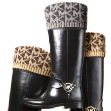 s boots with michael kors boot cuff sock liners s m l xl nwt michael