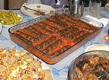 cuisine irakienne cuisine syrienne wikipédia