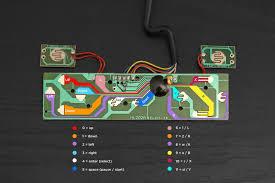 circuit build snes ez key bluefruit game pad adafruit learning