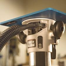 router table dust collection down under router table dust port toolmonger
