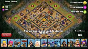 game coc sudah di mod het download thunderbolt clash of clans unlimited gems