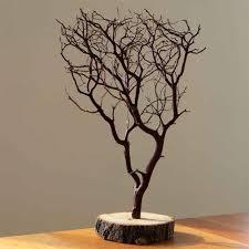 manzanita branches centerpieces manzanita centerpieces
