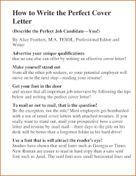 writing an impressive cover letter how to make your and resume
