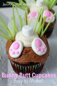 Wilton Easter Cupcake Decorating Kit by Bunny Cupcakes Perfect For An Easter Party At Jen