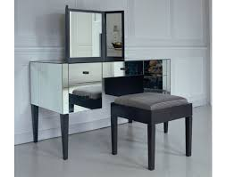 Glass Vanity Table With Mirror Appealing Glass Vanity Table With Mirror With Dressing Table With