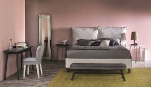 and oriental influence for bedroom