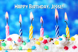 happy birthday jesse greetings cards for birthday for jesse