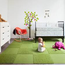 Gray Green Rug Create Your Own Nursery Rug With Flor