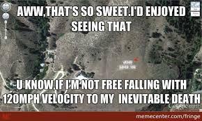 Faith Meme - leap of faith by fringe meme center
